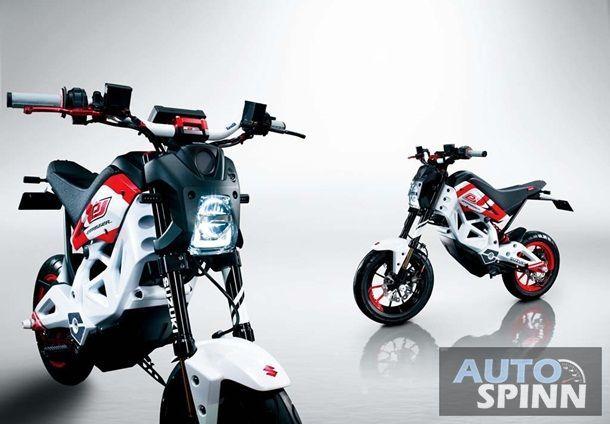 Suzuki Extrigger มินิไบค์ไฟฟ้ามีแผนลงตลาดจริงในเร็วๆ นี้