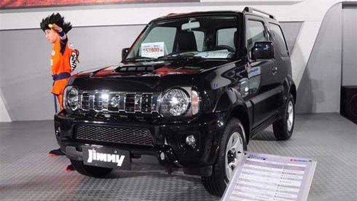 Suzuki Jimny 2013 โฉมไมเนอร์เชนจ์ เปิดตัวอย่างเป็นทางการในประเทศจีนแล้ว