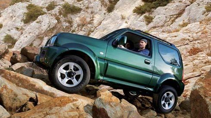 เผยโฉม Suzuki Jimny รุ่นปี 2013 เอสยูวีขนาดกะทัดรัด ออกลุยตลาดยุโรป