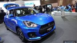 Suzuki กวาดยอดขายปี 60 กว่า 2.5 หมื่นคัน โตทะลุเป้า 9% รุกเปิดตัว All-New Suzuki Swift ย้ำตลาด 8 ก.พ นี้ !