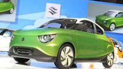 """Suzuki Regina Concept สะท้อนแนวคิดการออกแบบ """"รถเล็กประหยัดน้ำมัน"""""""