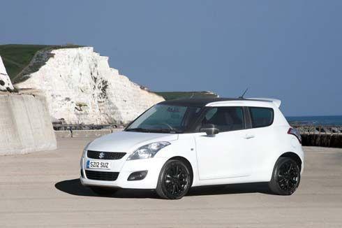 ใหม่ Suzuki Swift Attitude รุ่นพิเศษเพียง 500 คัน มีจำหน่ายแค่ในเกาะอังกฤษ