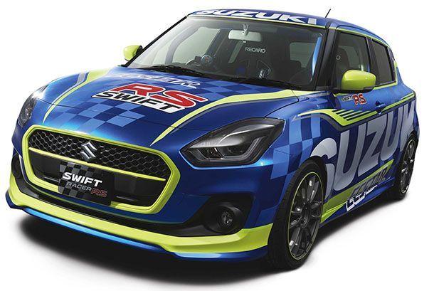 โดนใจไหม Suzuki Swift รุ่นใหม่แต่งแนวเรซซิ่ง