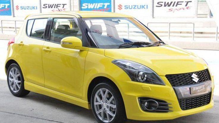 โฉมหน้า Suzuki Swift Sport เจนเนอเรชั่นที่สอง ขุมพลัง 1.6 ลิตร เปิดตัวในมาเลเซีย