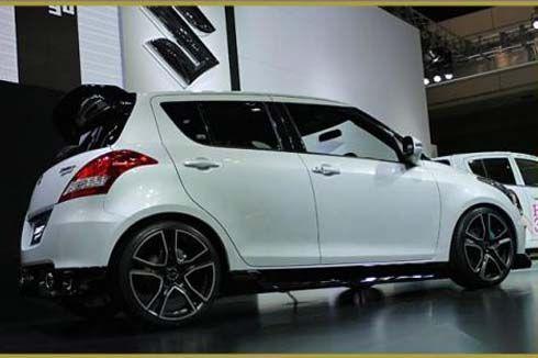 Suzuki Swift Sport รุ่นโมดิฟายด์เพิ่มความโฉบเฉี่ยว เตรียมออกโชว์ตัวที่ออสเตรเลีย