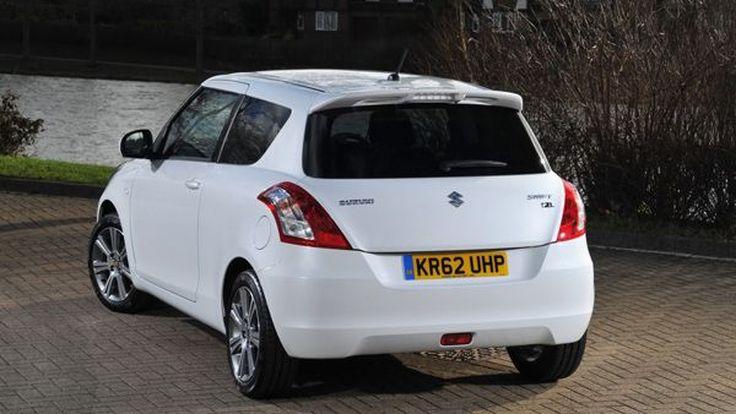 Suzuki Swift Sport SZ-L รุ่นพิเศษ สปอร์ตเล็กๆในแบบรถซับคอมแพกต์