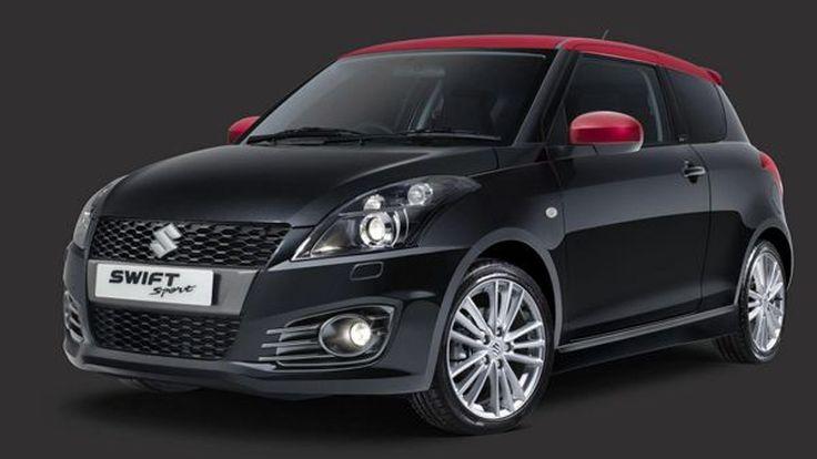 แต่ง Suzuki Swift สองสไตล์ เน้นความสปอร์ตสีทูโทนและเรียบหรูดูดี