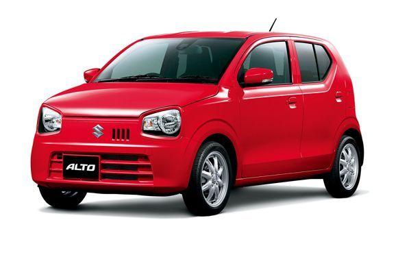 "Suzuki เปิดตัว ""Alto"" เคคาร์รุ่นใหม่ ประหยัดเทพ 37 กม./ลิตร"