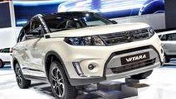 PARIS 2014: ยลโฉม Suzuki Vitara รุ่นใหม่มาพร้อมดีไซน์คุ้นตา