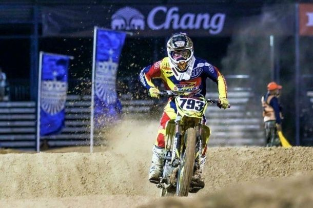 ซูซูกิ อาร์เอ็ม-แซด250 คว้าแชมป์ 2 สนามติด ในรายการซูเปอร์คอร์ส ชิงแชมป์ ประเทศไทย