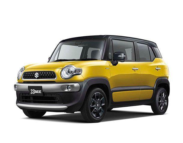 น่ารักอีกแล้ว Suzuki เผยโฉม Xbee ซิตี้คาร์หน้าตาวินเทจ