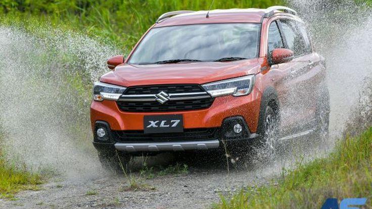 รีวิว ทดลองขับ All New Suzuki XL7 ครอสโอเวอร์ใหม่ พ่อบ้านอยากลุย