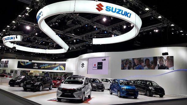 [TIME2016] Suzuki คาดการณ์ปีหน้ารถเก๋งขายดีกว่ากระบะ