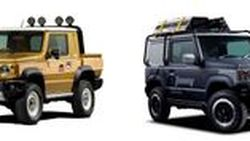 [2019 Tokyo Auto Salon] Suzuki Jimny เวอร์ชั่นกระบะไซส์มินิ