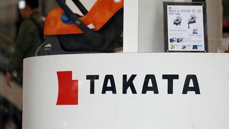 Takata ยื่นล้มละลายในสหรัฐอเมริกาและญี่ปุ่นแล้ว