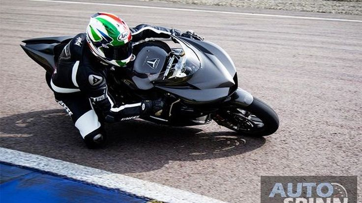 Tamburini T12 Massimo ผลงานชิ้นสุดท้ายของผู้ออกแบบ Ducati916 และ MV F4