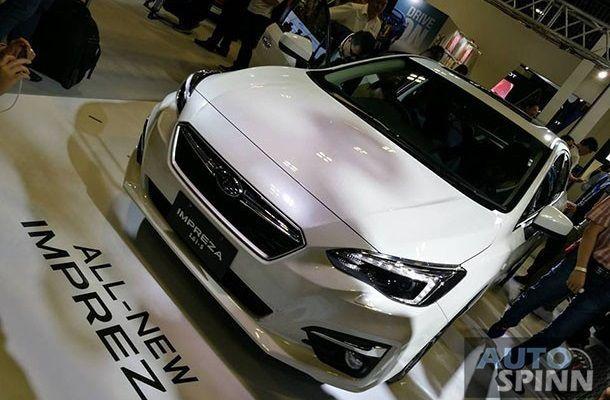 Tan Chong ประกาศมุ่งธุรกิจ Subaru เต็มสูบ พิจารณาขาย Impreza-ส่ง XV ใหม่ลุยสิ้นปีนี้