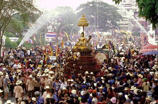 สงกรานต์ไปไหนดี ททท.แนะนำสถานที่ท่องเที่ยวทั่วไทย 15 จังหวัดตลอดเทศกาลนี้