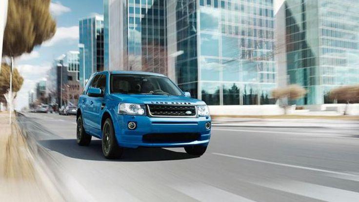Tata เตรียมพัฒนาครอสโอเวอร์บนพื้นฐานของ Land Rover Freelander
