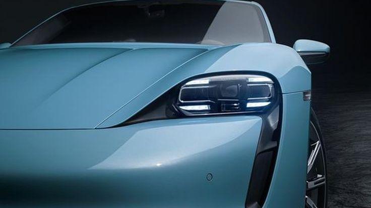Porsche Taycan 4S นตรกรรมสปอร์ตพลังไฟฟ้ารุ่นล่าสุด ไทคานน์ 4 เอส