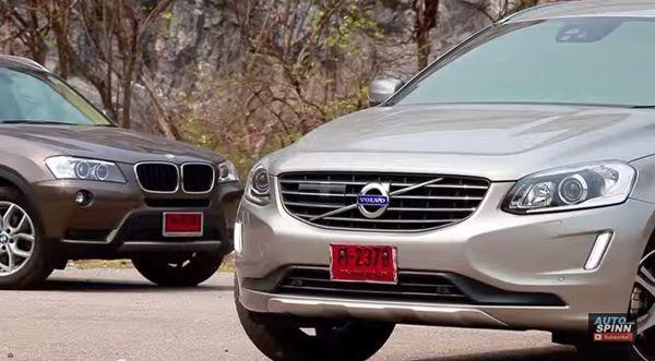 [วีดีโอทีเซอร์] 2015 BMW X3 xDrive 20d ดวลเดือด VOLVO XC60 T5