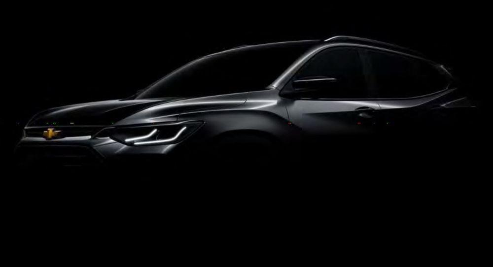 2020 Chevrolet Trax หรืออาจจะเป็น Blazer แบบย่อส่วน ?