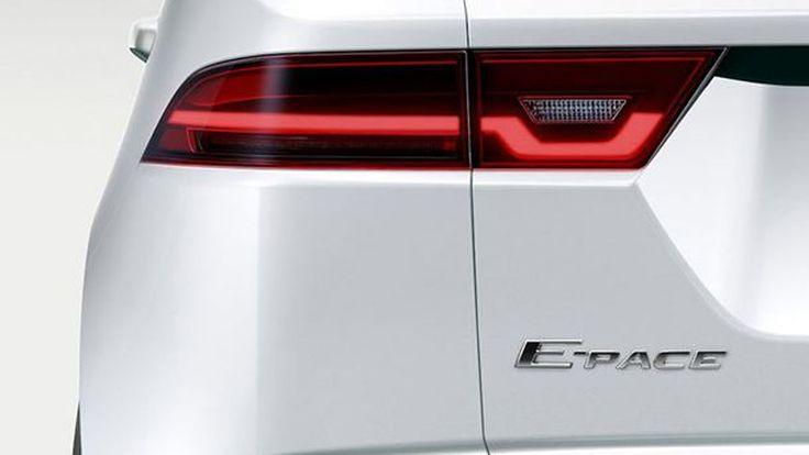 ทีเซอร์ Jaguar E-Pace รถเอสยูวีรุ่นเล็ก เตรียมเปิดตัวกลางเดือนกรกฎาคม