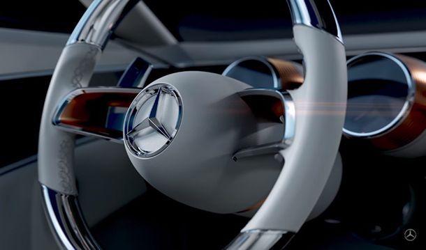 แย้มทีเซอร์ Mercedes-Maybach 6 Convertible ก่อนเปิดตัวสัปดาห์หน้า