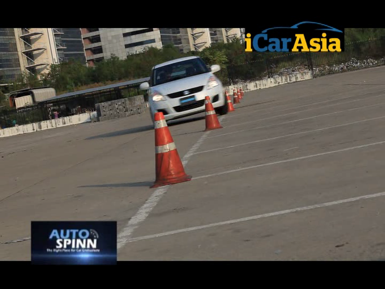 เตรียมพบกับ VDO ทดสอบอีโคคาร์ Hot อย่าง Suzuki Swift เกียร์ธรรมดาตัวท็อป ทาง AutoSpinn VDO Channel