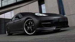 TechArt ปล่อยชุดแต่งโฉม Black Edition สำหรับ Porsche Panamera ดำด้านทุกองศา