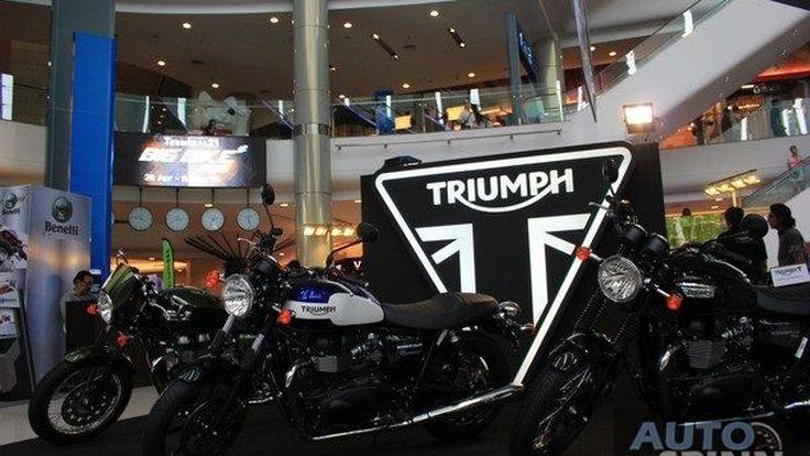 เวียนมาอีกหนกับงานที่รวมค่ายรถจักรยานยนต์ครั้งใหญ่ใจกลางอโศก เทอมินอล21 บิ๊กไบค์ 2015