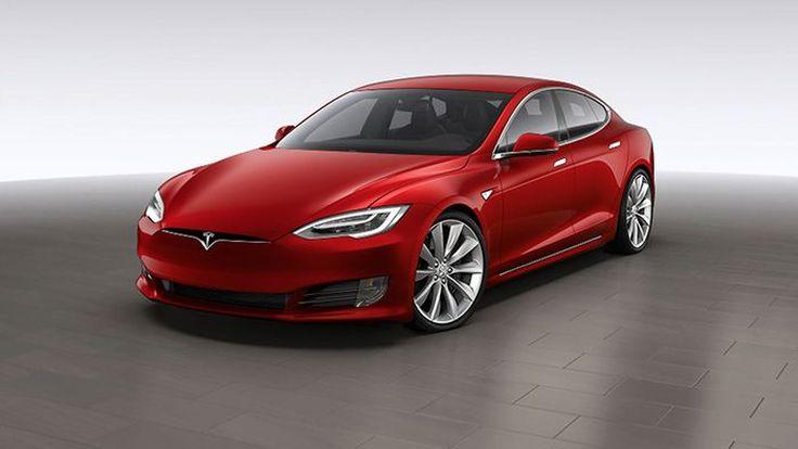 Tesla ปรับโฉม Model S ทันสมัยตามเอกลักษณ์ใหม่
