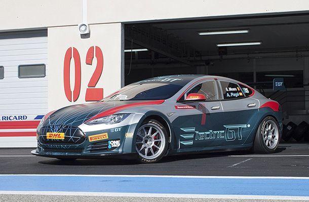 รถแข่งตัวโหด Tesla Model S P100D เร่ง 0-100 กม.ต่อชม. ใน 2.0 วินาที
