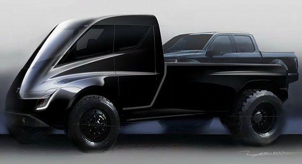 Tesla ยืนยันเปิดตัวรถกระบะหลังจากรถครอสโอเวอร์ Model Y