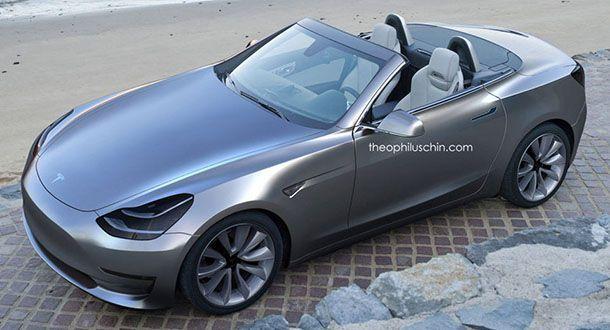 Tesla Roadster เจนเนอเรชั่นใหม่อาจเร่ง 0-100 กม.ต่อชม. ในเวลาไม่ถึง 2 วินาที