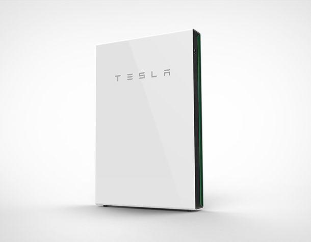 Tesla เปิดตัวหลังคาโซลาร์รูฟ และ Powerwall 2