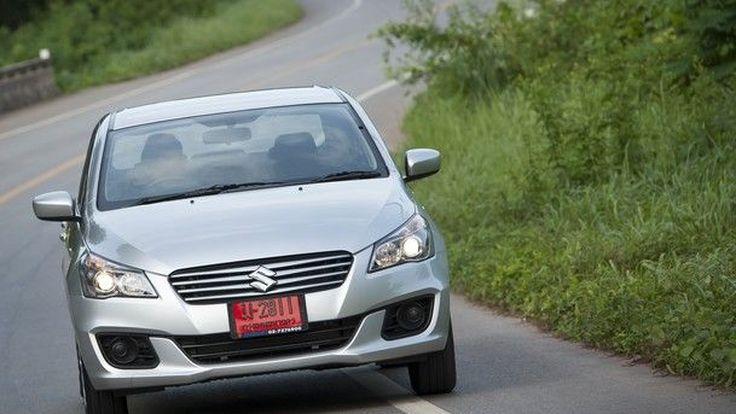 [ลองขับ] 2015 ซูซูกิ เซียส จีแอล ซีวีที ขับขี่ลงตัว อุปกรณ์ครบครัน แต่ปรับพวงมาลัยนิดนึงก็ดีนะ...