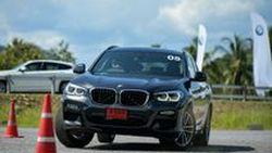 เร้าใจไปกับสมรรถนะ BMW X4 ใหม่ พร้อมสัมผัสขุมพลังความแรงจากเหล่า MINI John Cooper Works บนสนามแข่ง
