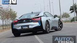 Test Drive! 2016 BMW i8 – the long awaited plug-in hybrid sports car of the future!
