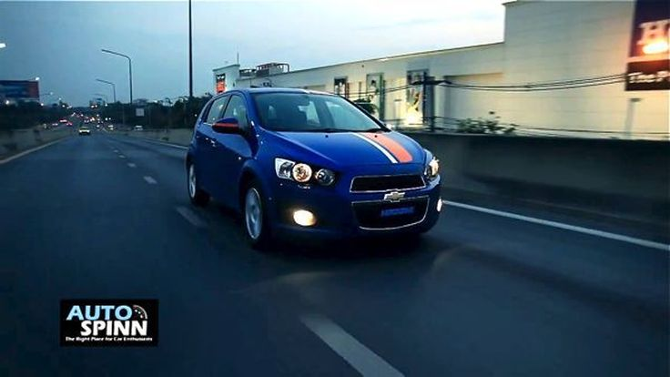 [VDO] ทดสอบรถ Chevrolet Sonic 5 ประตู 1.4 LTZ A/T