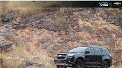 ทดสอบรถอเนกพันธุ์แกร่ง Chevrolet Trailblezer Z71 รุ่นแต่งพิเศษ หล่อ ดุเข้ม สมรรถนะไว้ใจได้