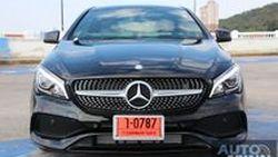 [Test Drive] The New Generation Mercedes-Benz CLA สปอร์ตหรู ดูดี หน้าใหม่ ระบบความปลอดภัยแน่น