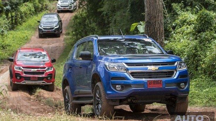 [Test Drive] ทดสอบจัดเต็ม Chevrolet Trailblazer Z71 รุ่นใหม่ แต่งหล่อ ลุย บึกบึน สมรรถนะไว้ใจได้