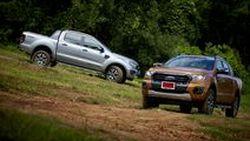 [Test Drive] New ford Ranger 2018 เกิดมาแกร่งพร้อมเทคโนโลยีที่แกร่งขึ้น