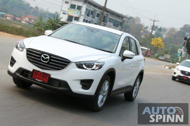 [Test Drive] New Mazda CX-5 หล่อหรู ช่วงล่างเหนียวหนึบกว่าเก่า พร้อมความสมบูรณ์แบบที่มากยิ่งขึ้น