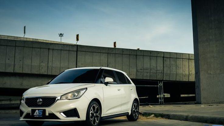 [Test Drive] วีดีโอ รีวิวทดสอบ All New MG3 กับออปชั่นแบบจัดเต็ม