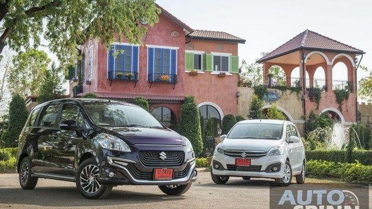 [Test Drive] New Suzuki Ertiga ความสะดวกสบายทุกที่นั่ง ที่มาพร้อมความหล่อเหลาที่มากขึ้น