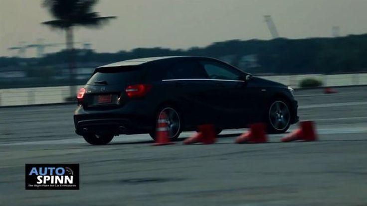 VDO มันๆของการทดสอบรถใหม่ ปี 2013 บนสนามมอเตอร์โชว์