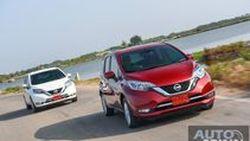 [Test Drive] Nissan Note น้องใหม่สารพัดประโยชน์ ภายในกว้างขวาง ออพชั่นจัดเต็ม กับราคาเริ่มต้น 5.68 แสนบาท