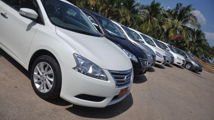 รีวิว Nissan Sylphy 1.6 ลิตร ขับทดสอบประหยัดน้ำมัน  กรุงเทพฯ – ศรีราชา